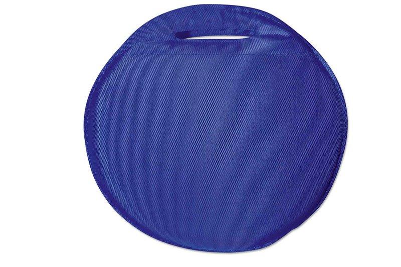topstar 3 d sitzkissen f r unterwegs sitness to go blau ebay. Black Bedroom Furniture Sets. Home Design Ideas