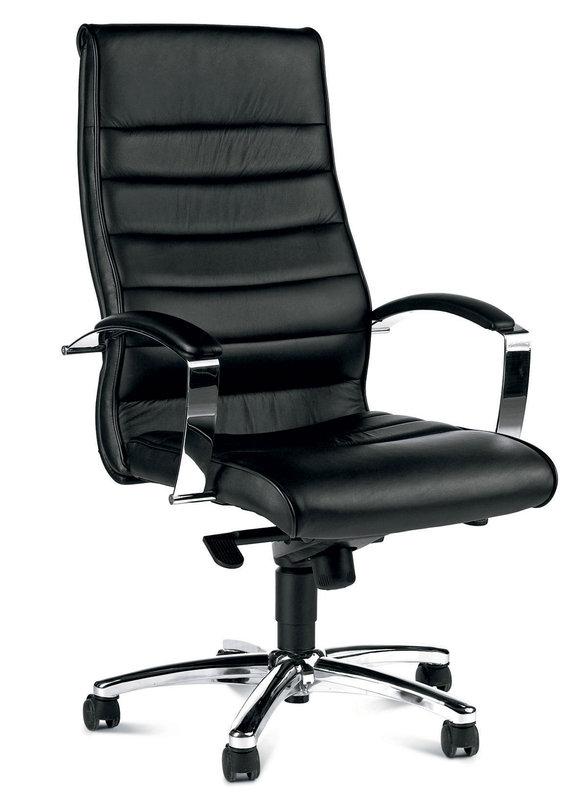 Topstar Bürostuhl TD Luxe 10 schwarz