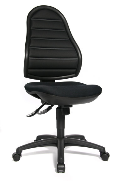 Topstar Bürostuhl Flex Point SY schwarz