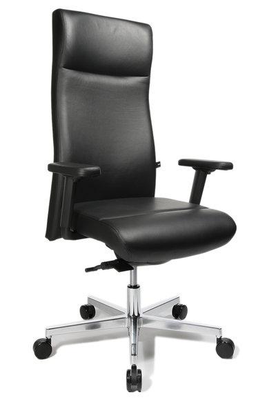 Luxus bürostuhl  Topstar Bürostuhl T700 Luxuriöser Design-Chefsessel mit ...